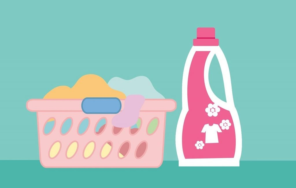 Remember to prepare your laundry supplies and equipment before hand washing clothes!