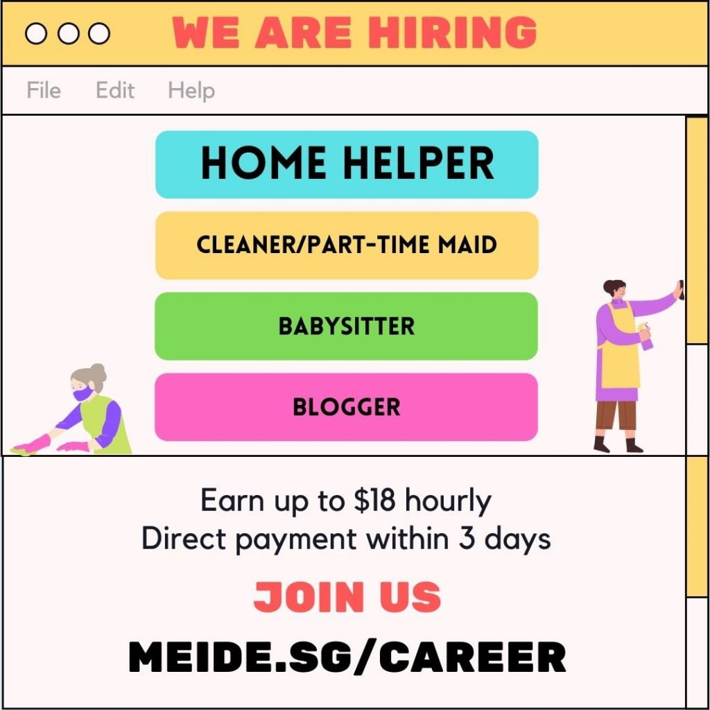 Find your essential job with MEIDE today!